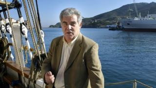 Georges Pernoud, ancien présentateur de «Thalassa», est mort