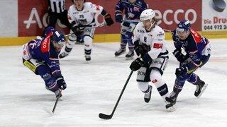 Hockey sur glace: Le HCC a tremblé face aux GCK Lions avant de repasser sur la barre
