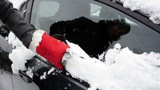 Neige: prudence sur les routes neuchâteloises