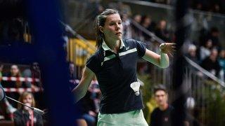 Sabrina Jaquet ne passe pas le cap du premier tour au Yonex Thailand Open