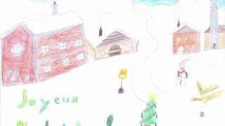 Vos dessins de Noël 2020