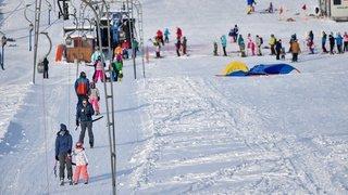 Malgré le Covid-19, des conditions formidables pour les stations de ski neuchâteloises