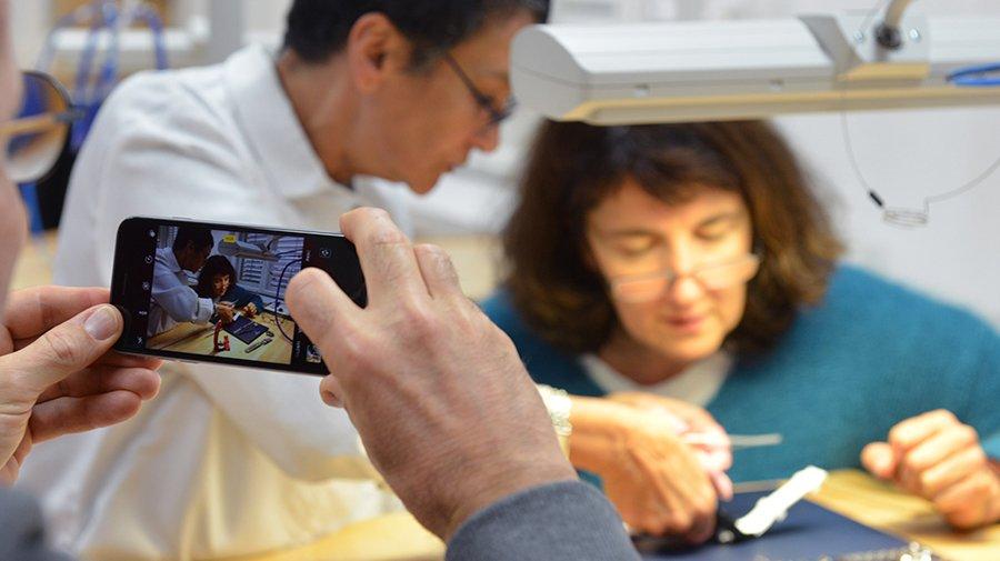 De nouvelles offres de visites de maisons et entreprises horlogères, telles que Longines et son musée, complètent le programme de la 10e biennale.