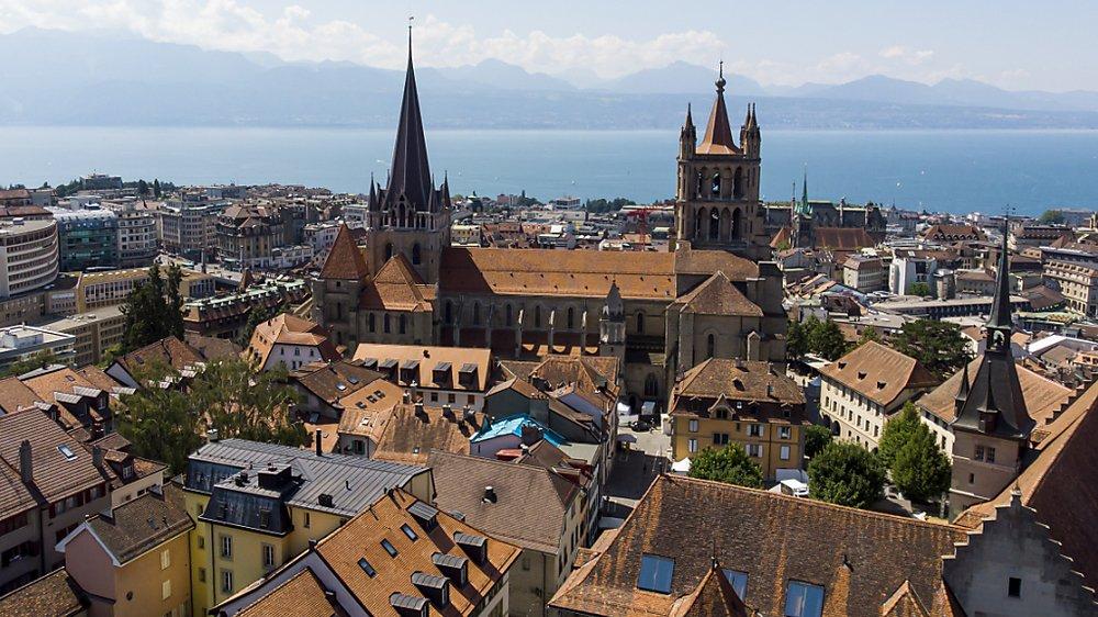 A Lausanne aussi, il se passe plein de choses en été.