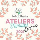 Ateliers familles sur les émotions