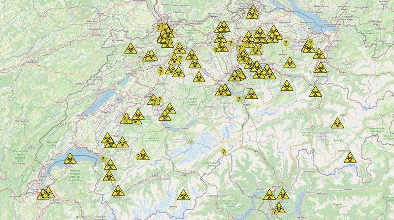Coronavirus: pourquoi une carte des foyers dans les écoles fait polémique en Suisse alémanique