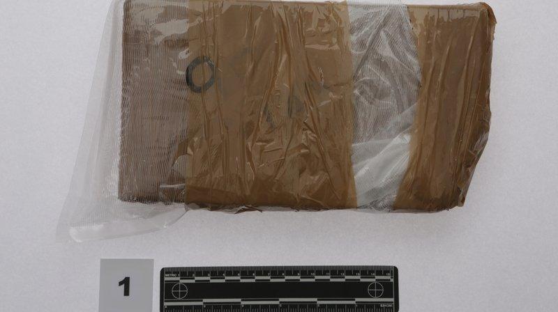 Un kilo de cocaïne saisi à Estavayer-le-Lac