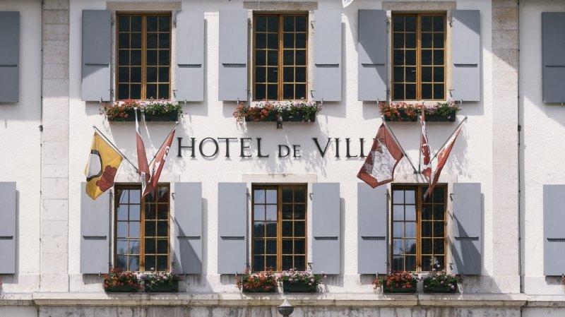 Drapeau bernois ou jurassien sur l'hôtel de ville de Moutier au soir du 28 mars prochain?