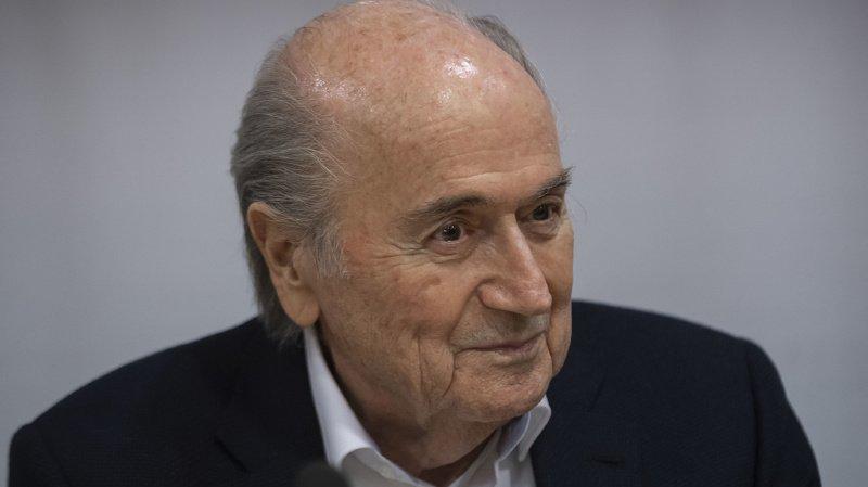 Affaire FIFA: le MPC classe une procédure contre Sepp Blatter