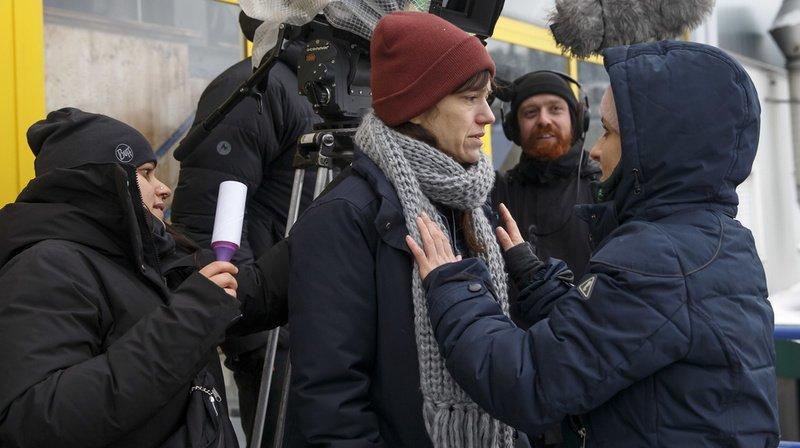 Sara Spale s'est fait connaître à l'international grâce au rôle de Catarina Mendez dans l'adaptation au cinéma du roman «Train de nuit pour Lisbonne». (archives)