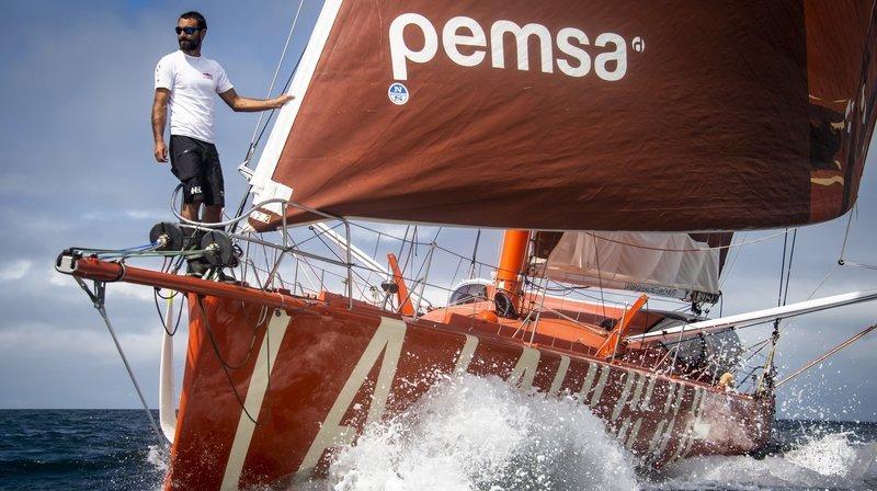 Vendée Globe: de la barre du voilier à la perche à selfie
