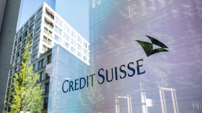Banques: Credit Suisse a moins gagné en 2020