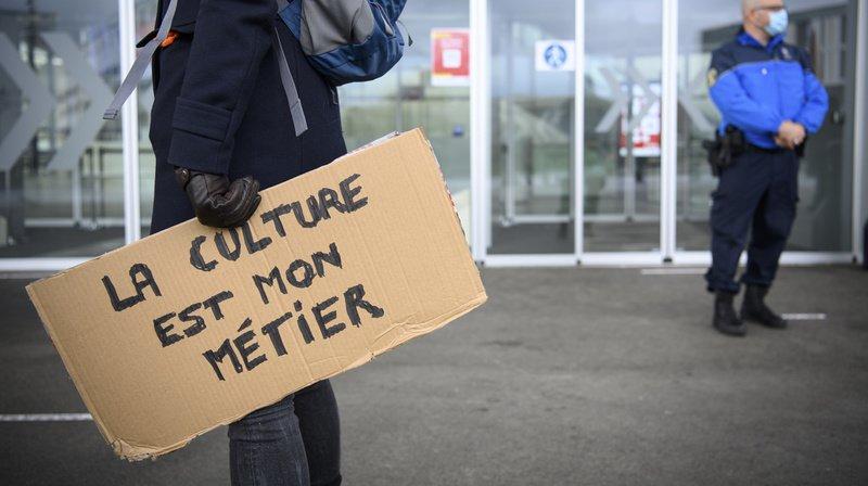 Culture: près d'un artiste romand sur deux a peur de devoir jeter l'éponge