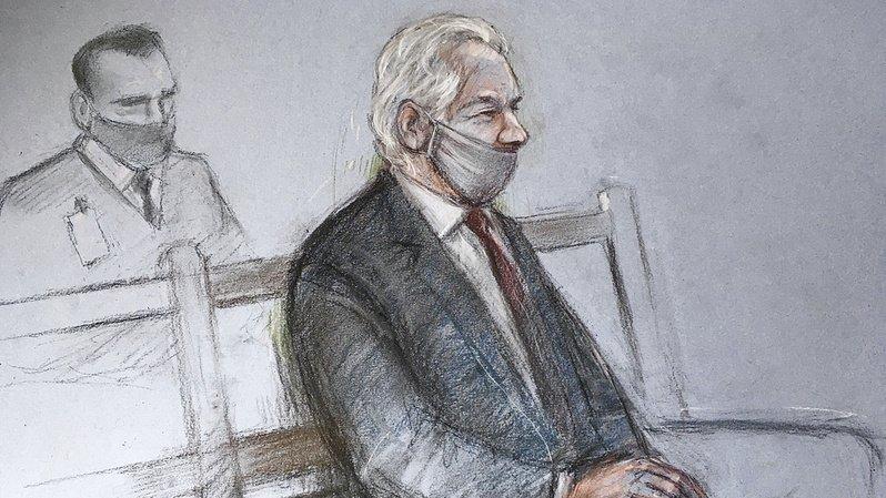 Affaire Assange: le gouvernement Biden fait appel du refus britannique d'extradition