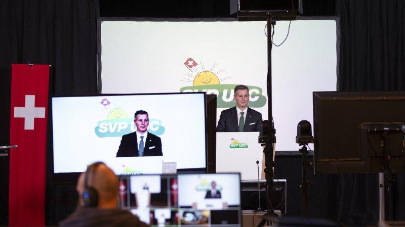 Assemblée des délégués: l'UDC dit oui à l'identité électronique
