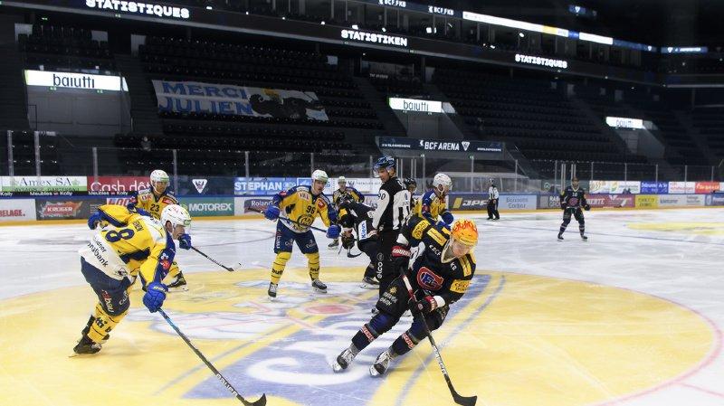 Hockey - National League: la saison régulière se terminera bien le 5 avril