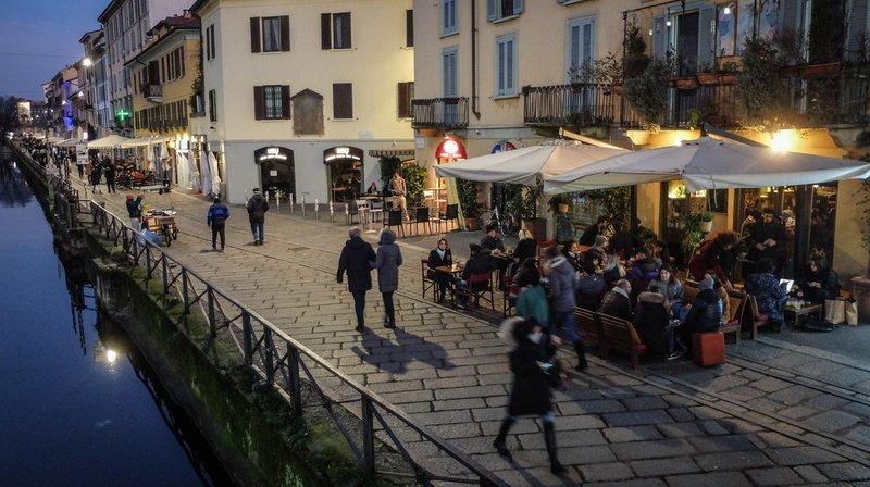 Coronavirus: pourquoi le Tessin demande d'interdire les achats et les repas au resto en Italie
