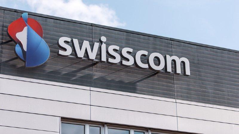 Fibre optique: Swisscom recourt contre les mesures de la Comco
