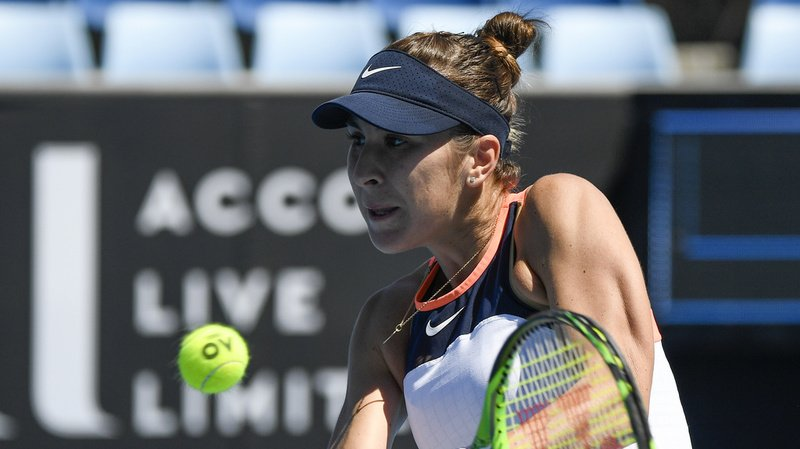 Tennis – Open d'Australie: Bencic OK, Teichmann et Laaksonen KO