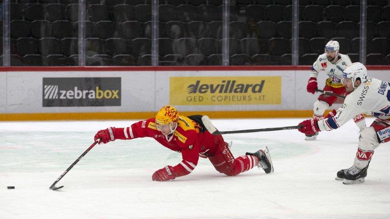 Hockey sur glace: Genève-Servette a retenu la leçon, Lausanne reprend avec un succès