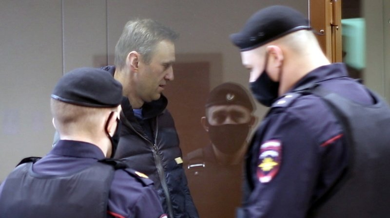Russie: la CEDH demande la libération «immédiate» de Navalny