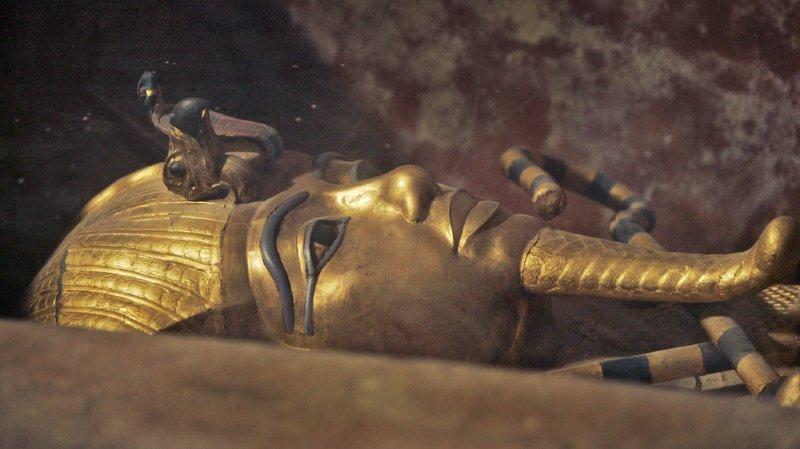 Archéologie – Egypte: un scanner révèle les causes de la mort d'un pharaon