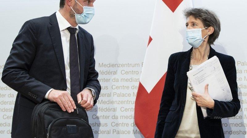 Climat: la stratégie «zéro carbone» de la Suisse dévoilée