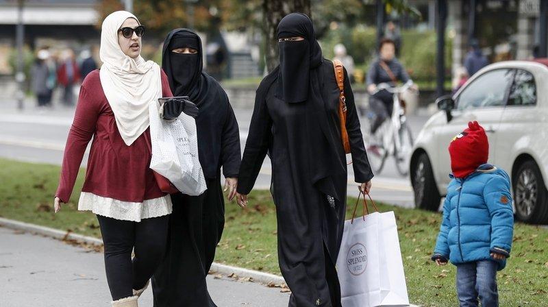 Initiative anti-burqa: de nombreuses femmes musulmanes se sentent stigmatisées
