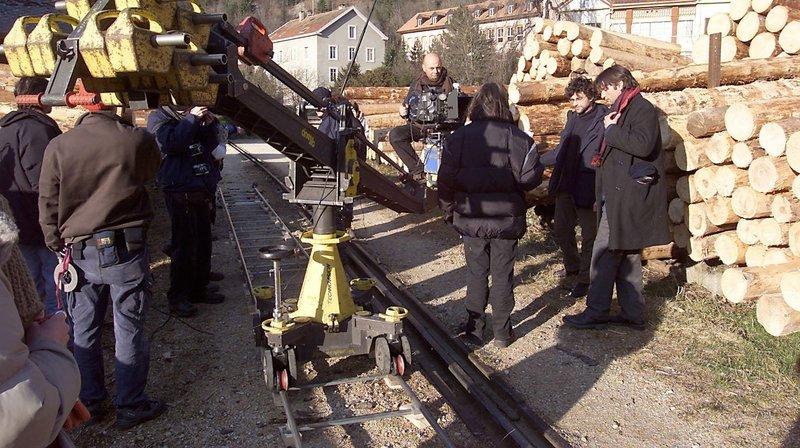 En 2001, Noiraigue sert de décor au cinéma