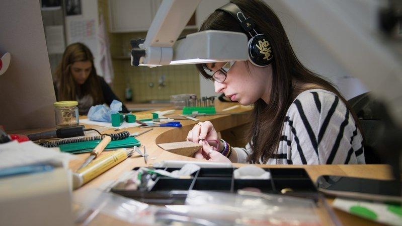 La Chaux-de-Fonds: portes ouvertes virtuelles à l'Ecole d'arts appliqués