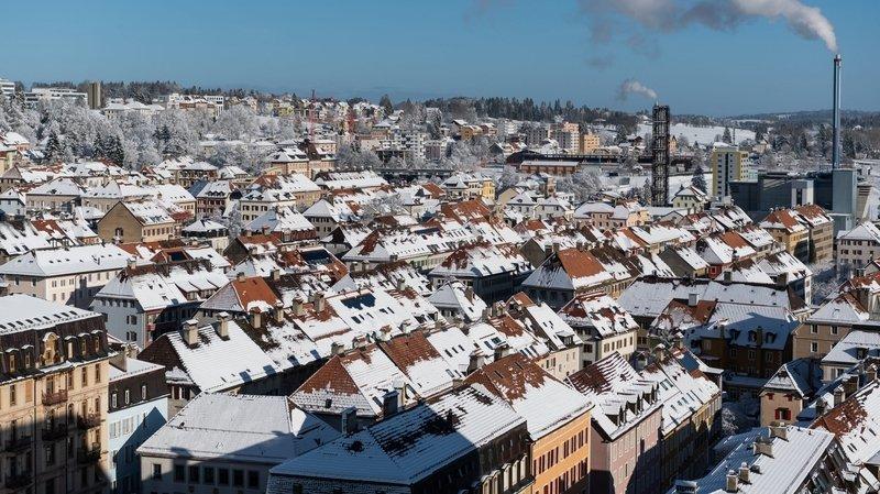 En 2020, la population a continué de baisser dans le canton de Neuchâtel