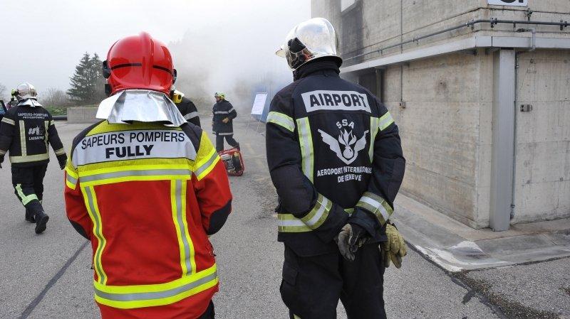 Une certification pour l'école des sapeurs-pompiers neuchâtelois
