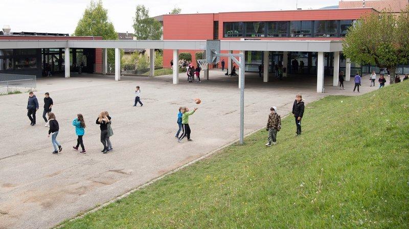 Covid-19: une classe primaire a été mise en quarantaine à Cernier
