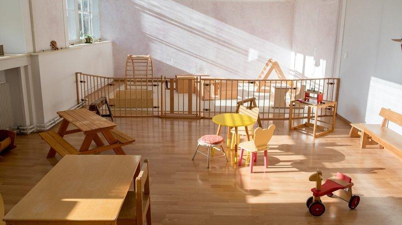 La Chaux-de-Fonds: c'est la fin pour la structure d'accueil des Ondines