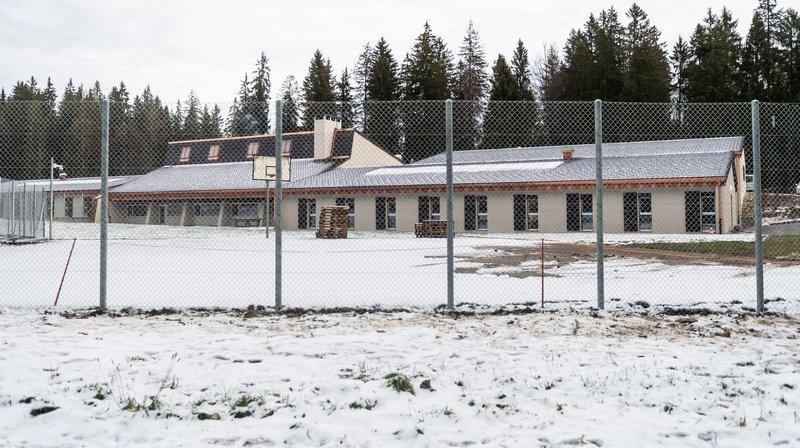Le centre spécifique pour requérants d'asile rouvre aux Verrières