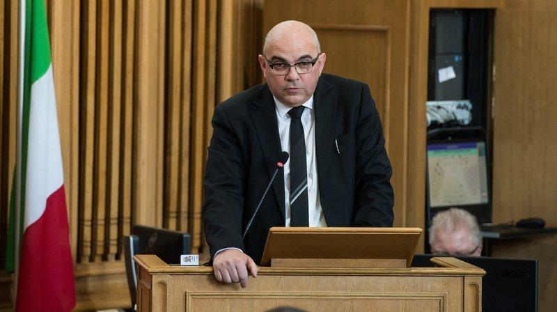 Elections cantonales neuchâteloises: l'UDC présente un seul candidat pour le Conseil d'Etat