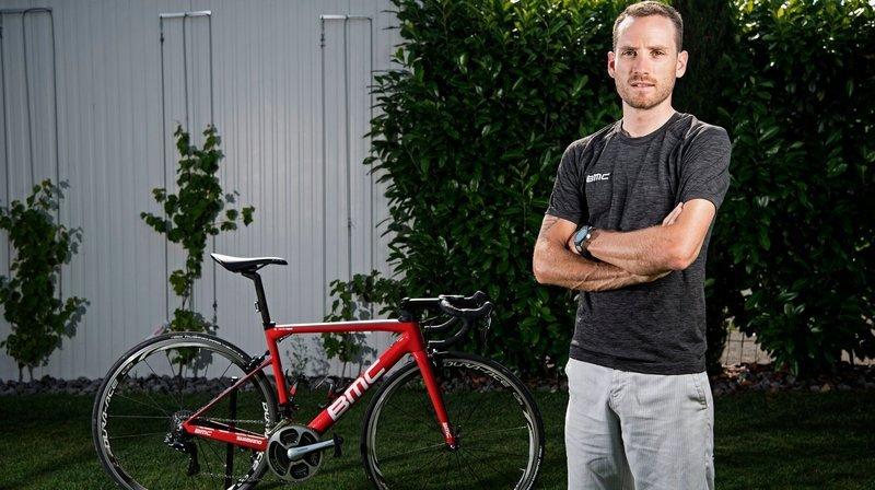Danilo Wyss range son vélo: «Je me sens soulagé»