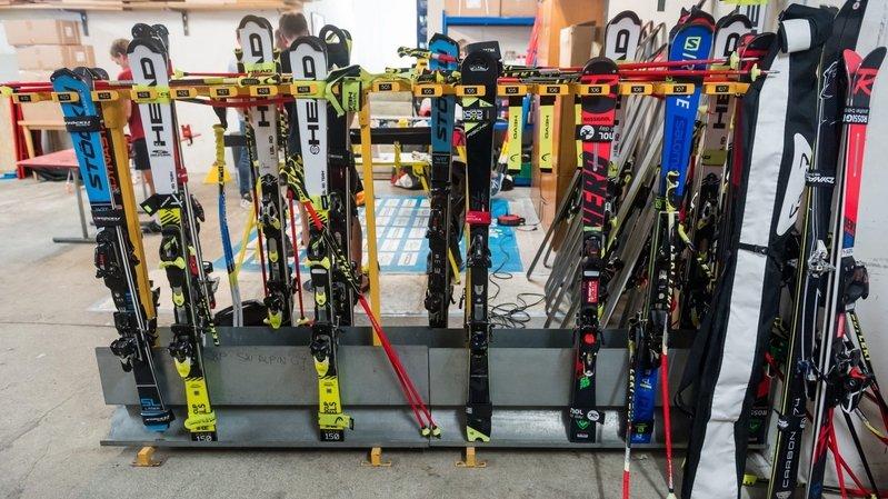 Les élèves du Val-de-Ruz devront laisser leurs skis à la cave à la fin du mois.