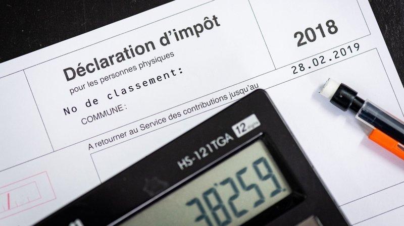 Impôts: Berne prend en compte le Covid-19