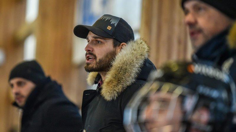 Double casquette pour Nicolas Motreff la saison prochaine aux Mélèzes.