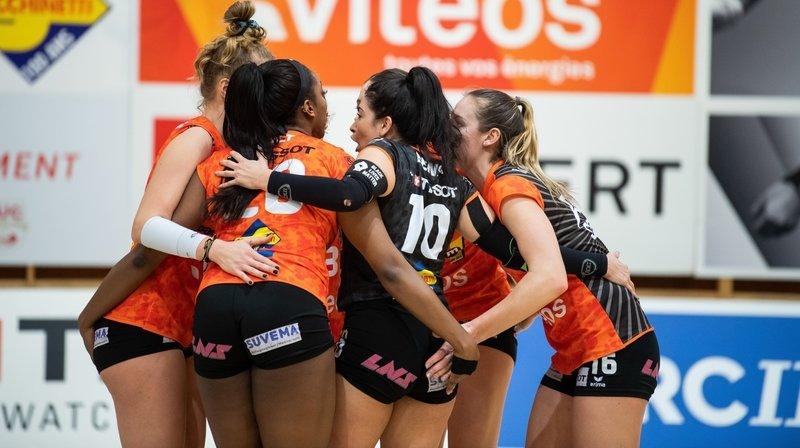 Volleyball: entre play-off et Coupe de Suisse, le week-end dantesque du NUC