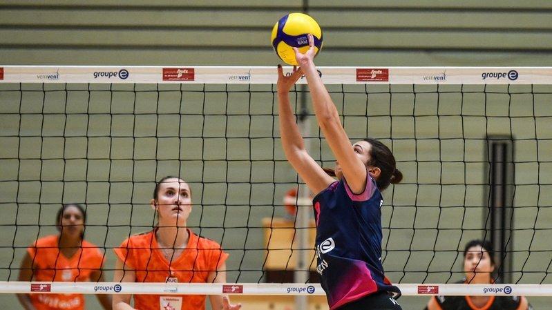 Volleyball: Valtra prend un set à Cheseaux