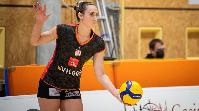 Volleyball: le NUC doit «gagner sans calculer»