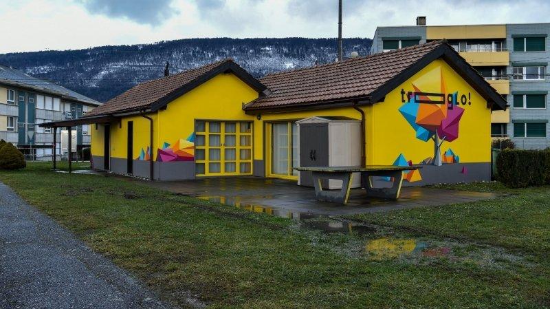 Le Troglo, la maison des jeunes de Marin.