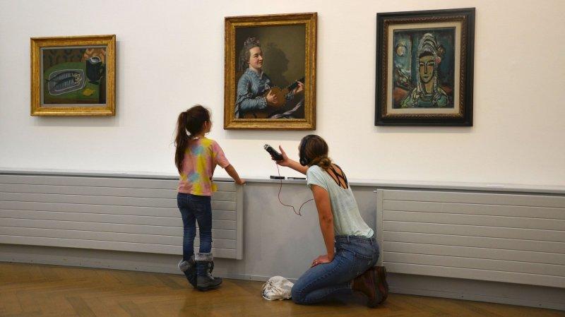La Chaux-de-Fonds: travailler au musée, «une idée géniale»