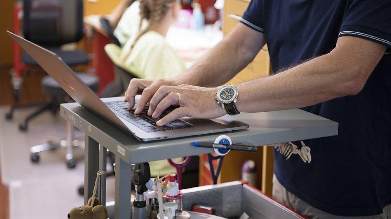Prévu pour 2020, le dossier électronique du patient est retardé à l'été 2021.