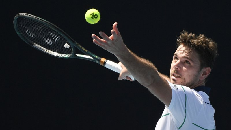Tennis: Stan Wawrinka bat Mikhaïl Kukushkin et se hisse en 8e de finale du Murray River Open