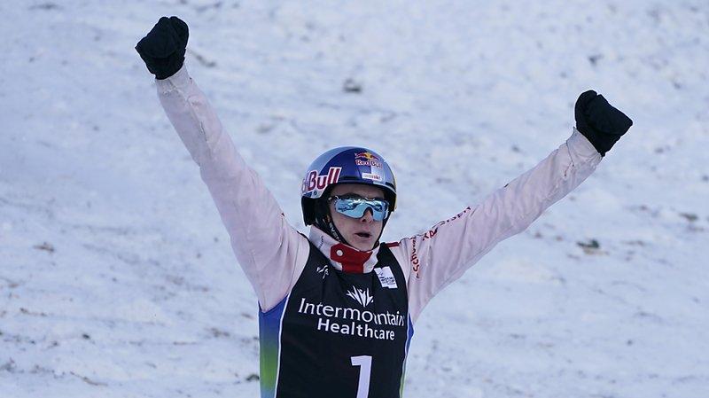 Ski freestyle - Aerials: une deuxième victoire pour Noé Roth, Pirmin Werner 3e