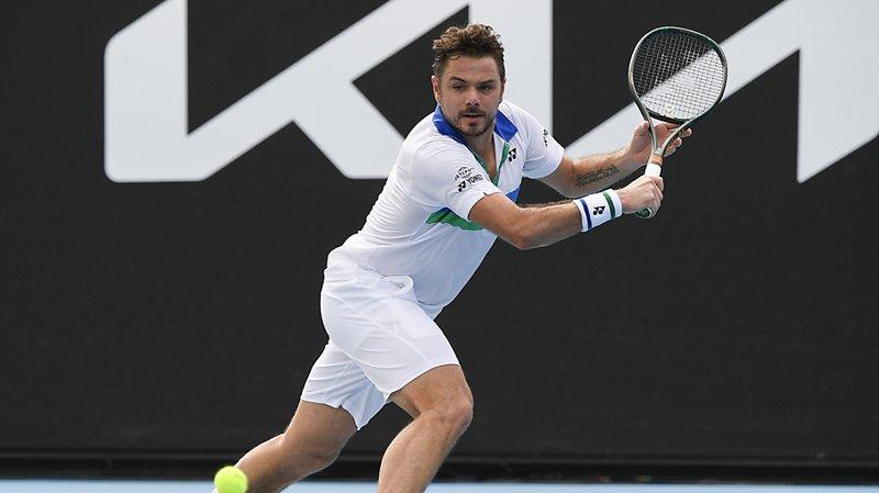 Tennis: Stan Wawrinka renonce au quart de finale du tournoi de Melbourne