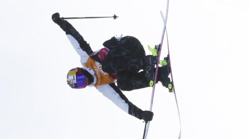 Ski freestyle: Mathilde Gremaud a cueilli l'or du Big Air aux X-Games d'Aspen